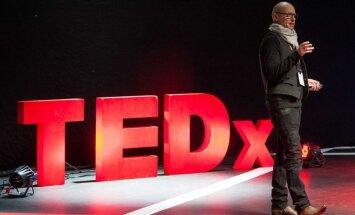 Ray Bartkus TEDx konferencijoje
