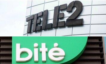 Tele 2 ir Bitė Lietuva