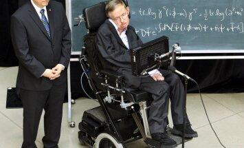 Profesorius Stephenas Hawkingas