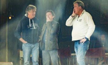 Jamesas May, Richardas Hammondas ir Jeremy Clarksonas