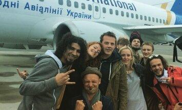 Lietuvos atlikėjai GMD pasitinka Ukrainoje