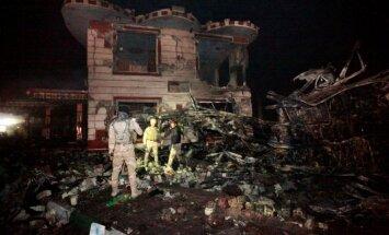 Degalinės sprogimas Bagdade