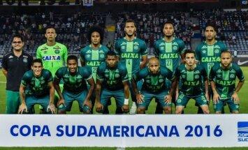 Chapecoense futbolininkai