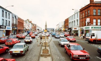 Lurgan High Street