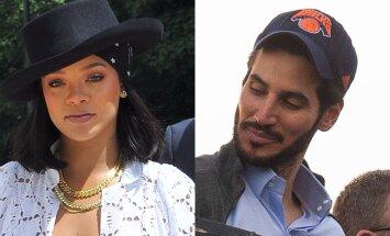 Rihanna ir Hassan Jameel
