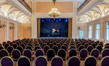 Atnaujinta Vaidilos teatro salė
