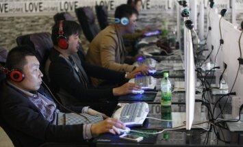 Kinijos internautai