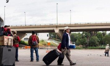 Meksikiečiai tiltu atvyksta į Jav