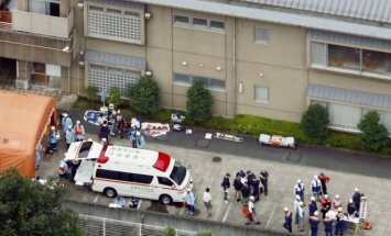 Išpuolis Japonijoje