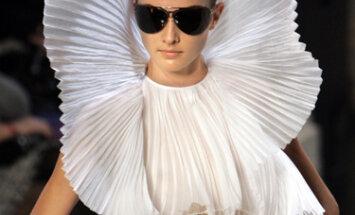 Jean Paul Gaultier. Paryžiaus Aukštosios Mados savaitė. Pavasaris - vasara 2006