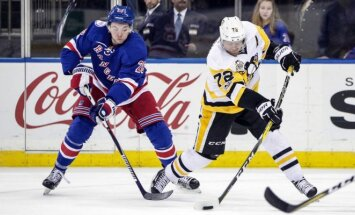 NHL: Rangers – Penguins