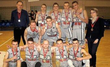 Vilniaus universiteto krepšinio rinktinė