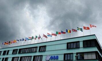 Europos kosmoso agentūra
