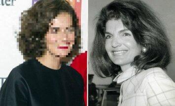 Rose ir Jacqueline Kennedy