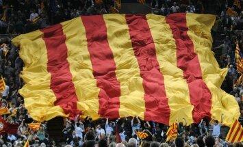 Katalonijos vėliava
