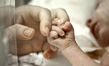 naujagimis, kūdikis, vaikas, ligoninė, neišnešiotas,
