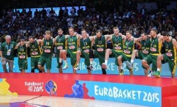 Europos krepšinio čempionatas 2015. Ispanija - Lietuva