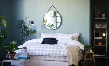 Esminiai patarimai, kaip įsirengti miegamąjį