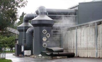 Atliekų perdirbimo įmonės pastatas Ateities 51B