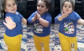 Turkų berniuko šokis