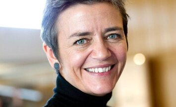 Margrethe Vestager. The Mark News photo