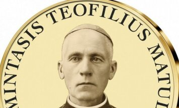 T. Matulionio atminimo medalis