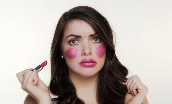 Ilgai išliekantys lūpų dažai? Kai kurie cheminiai ingredientai iš tiesų ilgam nusės Jūsų organizme