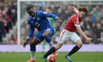 Everton ir Manchester United