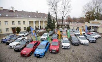 Metų automobilis 2017 atidarymo spaudos konferencija