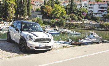 Mažasis Mini netoli Splito, Kroatijoje