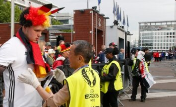 Vokietijos futbolo rinktinės sirgaliai
