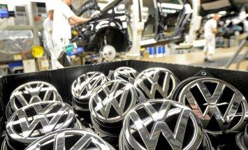 """""""Volkswagen"""" Vokietijoje supirks dalies klientų automobilius"""