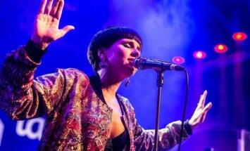 Monika Liu pasirodymas Tamstoje