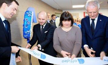 Šiauliuose atidarytas atnaujintas diagnostikos centras