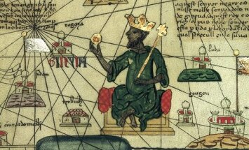 Mansa Musa wikipedia.org nuotr.