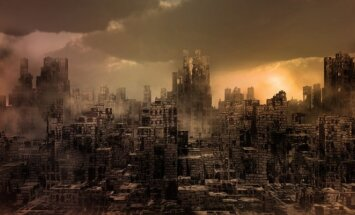Civilizacijos griūtis