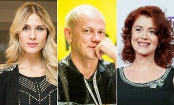 Simona Starkutė, Gytis Ivanauskas, Erica Jennings