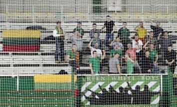 Rankinis. Pasaulio čempionato atranka. Lietuva - Kosovas