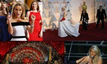 87-oji Oskarų įteikimo ceremonija