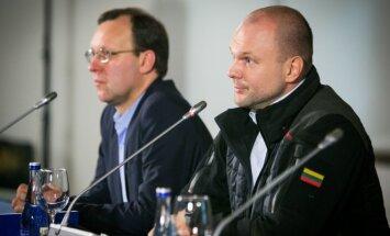 Naglis Puteikis ir Kristupas Krivickas