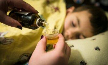 Gripo epidemija gviešiasi vis didesnės dalies: krito ir Klaipėda