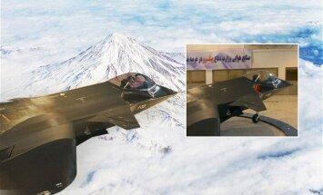 Irano naikintuvas Qaher-313