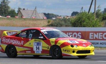 Medinio ratlankio komandos Honda Integra Type R