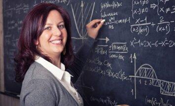 Mokytoja (asociatyvi nuotr.)