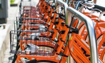 CityBee dviračiai Kaune