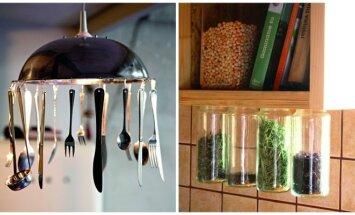 """<span style=""""color: #ff0000;"""">Pasidaryk pats:</span> įdomūs ir praktiški virtuvės aksesuarai"""