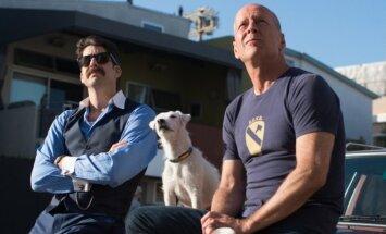 Bruce'as Willisas komedijoje Kartą Venecijoj