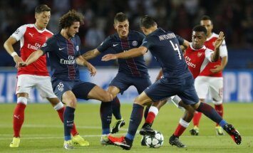 Londono Arsenal – Paris Saint Germain