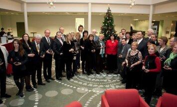 Konkurso Sėkmingiausias 2011 metų turizmo projektas nugalėtojai VTD nuotr.