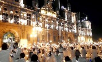 Diner en Blanc Paryžiuje